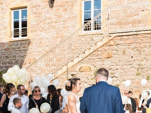 Le mariage de Thibaud et Alison à Le Bois-d'Oingt, Rhône 11