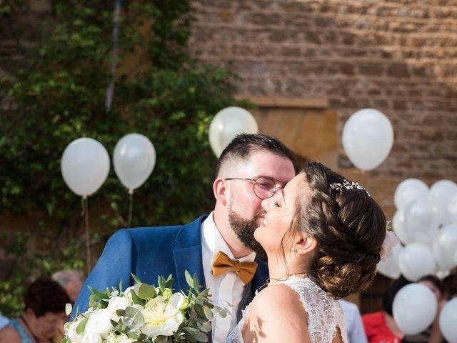 Le mariage de Thibaud et Alison à Le Bois-d'Oingt, Rhône 12