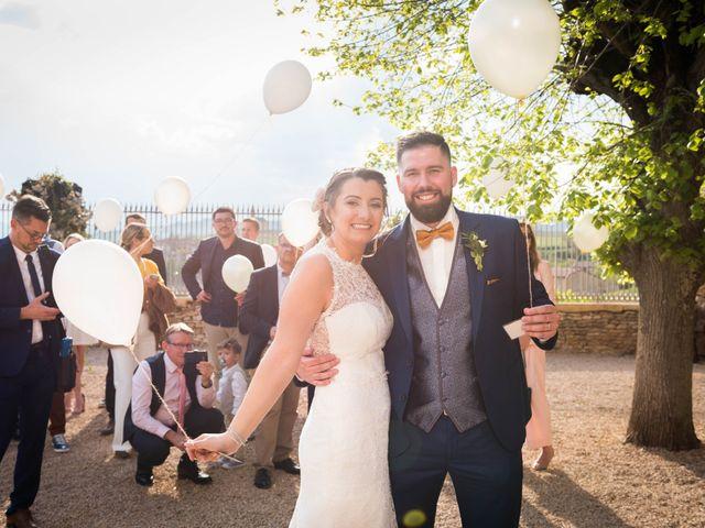 Le mariage de Thibaud et Alison à Le Bois-d'Oingt, Rhône 14