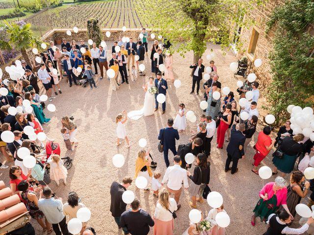 Le mariage de Thibaud et Alison à Le Bois-d'Oingt, Rhône 15