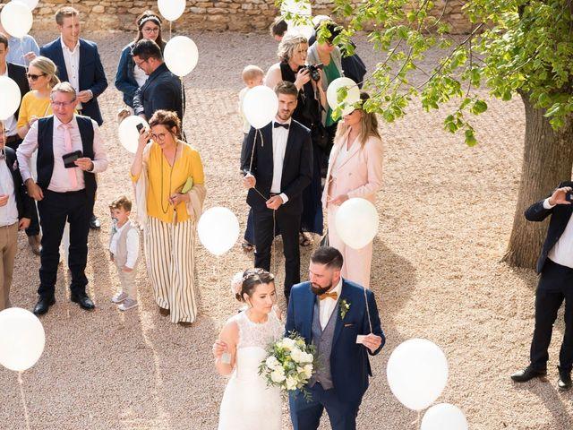 Le mariage de Thibaud et Alison à Le Bois-d'Oingt, Rhône 16