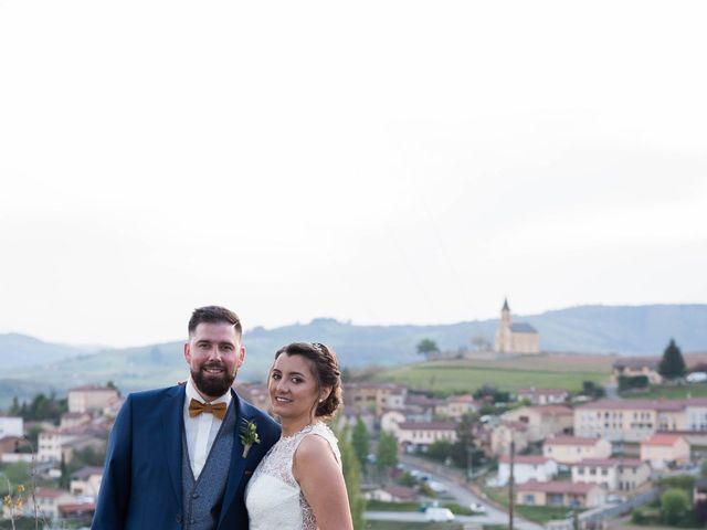 Le mariage de Thibaud et Alison à Le Bois-d'Oingt, Rhône 21