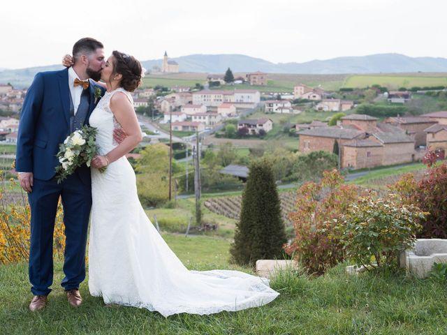 Le mariage de Thibaud et Alison à Le Bois-d'Oingt, Rhône 22