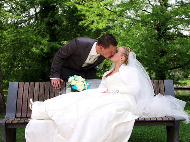 Le mariage de Alexandra et Mathieu