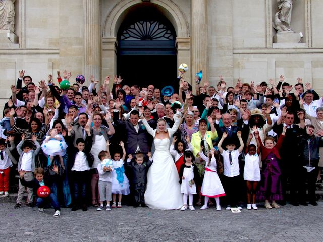 Le mariage de Mathieu et Alexandra à Talence, Gironde 9