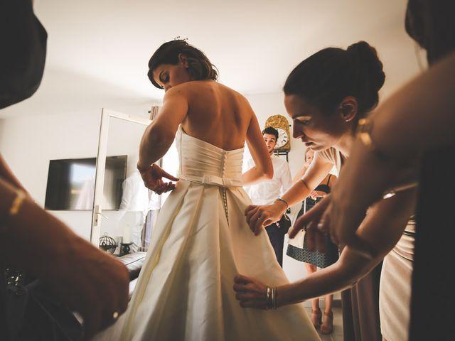 Le mariage de Lucas et Ariane à Saint-Émilion, Gironde 3