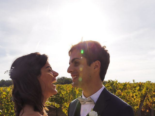 Le mariage de Lucas et Ariane à Saint-Émilion, Gironde 5