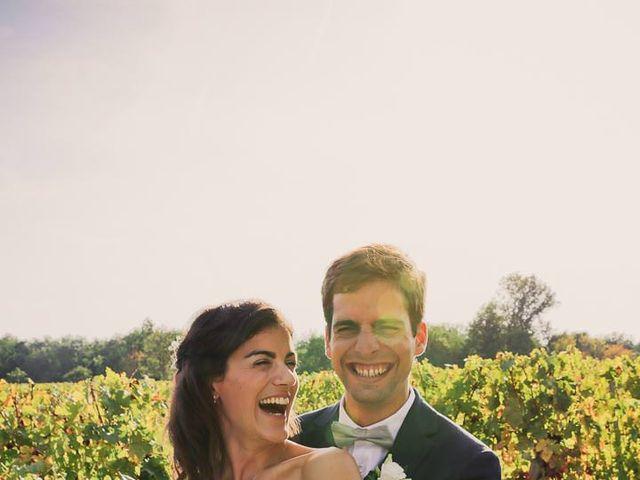 Le mariage de Lucas et Ariane à Saint-Émilion, Gironde 2