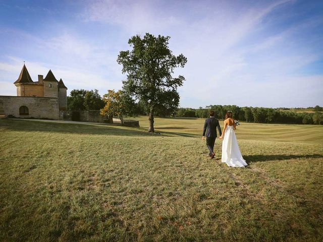 Le mariage de Lucas et Ariane à Saint-Émilion, Gironde 6