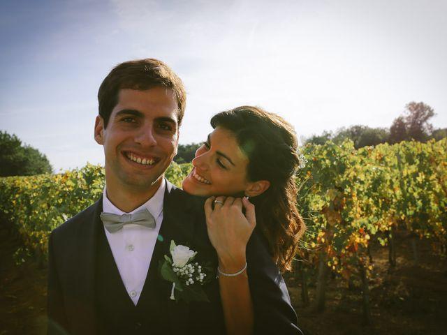 Le mariage de Lucas et Ariane à Saint-Émilion, Gironde 7