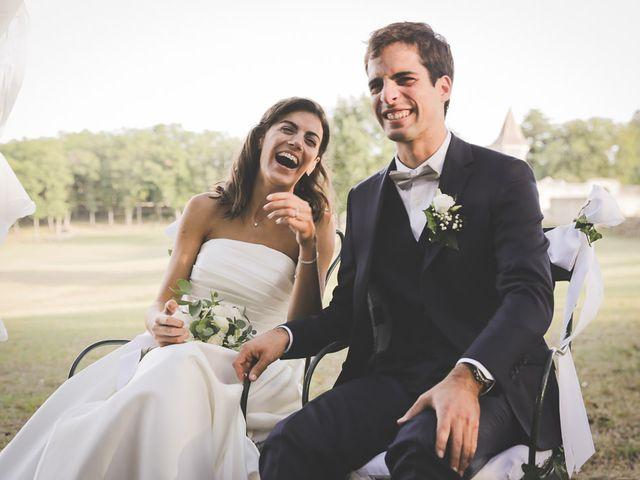 Le mariage de Lucas et Ariane à Saint-Émilion, Gironde 12