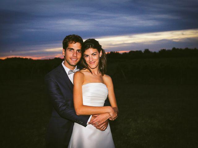 Le mariage de Lucas et Ariane à Saint-Émilion, Gironde 13
