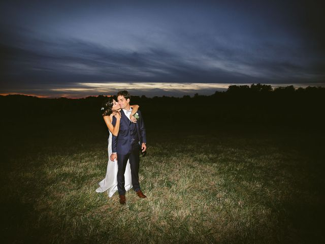 Le mariage de Lucas et Ariane à Saint-Émilion, Gironde 14