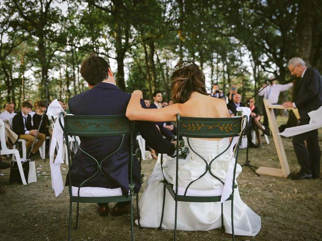 Le mariage de Lucas et Ariane à Saint-Émilion, Gironde 16