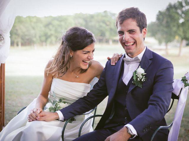Le mariage de Lucas et Ariane à Saint-Émilion, Gironde 18