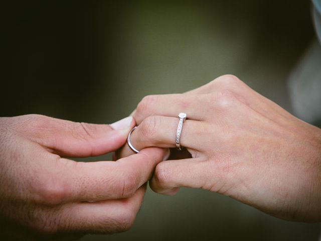 Le mariage de Lucas et Ariane à Saint-Émilion, Gironde 29