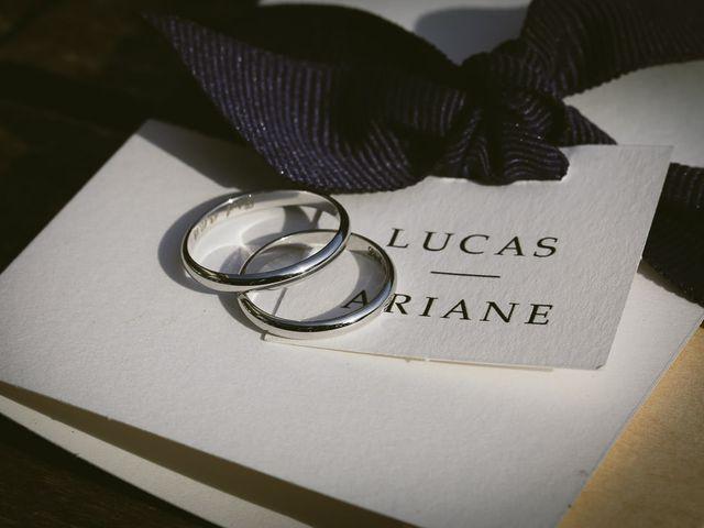 Le mariage de Lucas et Ariane à Saint-Émilion, Gironde 40