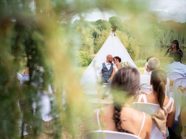 Le mariage de Valentin et Solène à Hontanx, Landes 4