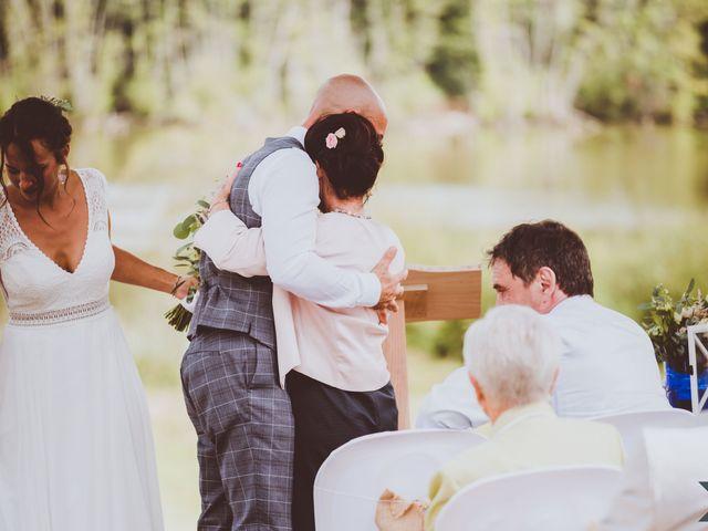 Le mariage de Valentin et Solène à Hontanx, Landes 6