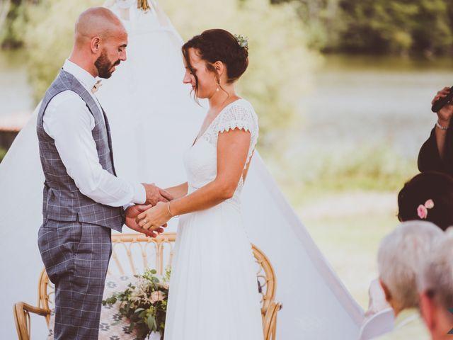 Le mariage de Valentin et Solène à Hontanx, Landes 7