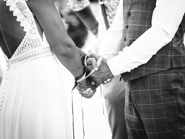 Le mariage de Valentin et Solène à Hontanx, Landes 9