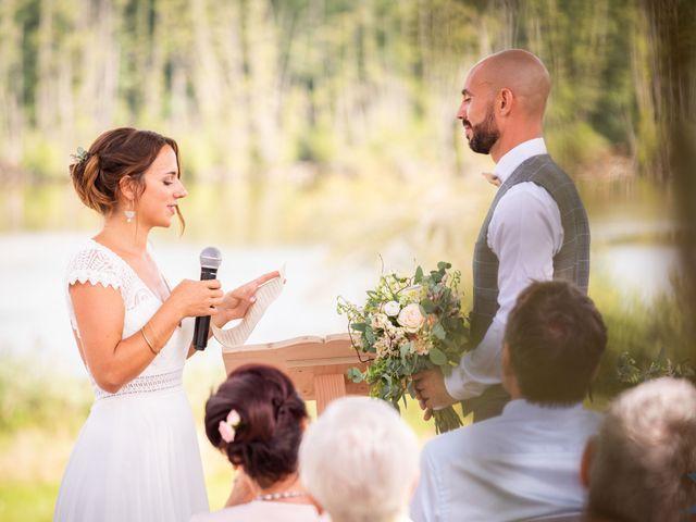 Le mariage de Valentin et Solène à Hontanx, Landes 12