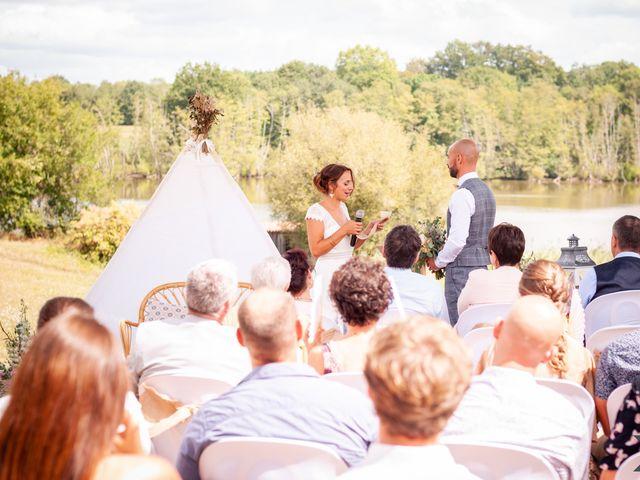 Le mariage de Valentin et Solène à Hontanx, Landes 13