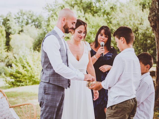 Le mariage de Valentin et Solène à Hontanx, Landes 16