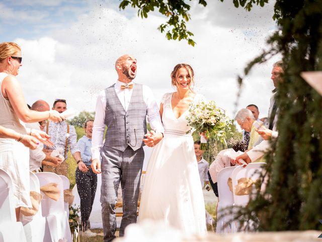 Le mariage de Valentin et Solène à Hontanx, Landes 18