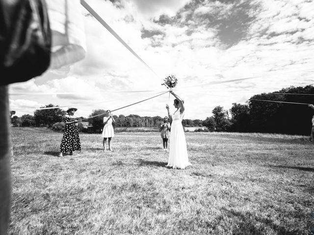 Le mariage de Valentin et Solène à Hontanx, Landes 19