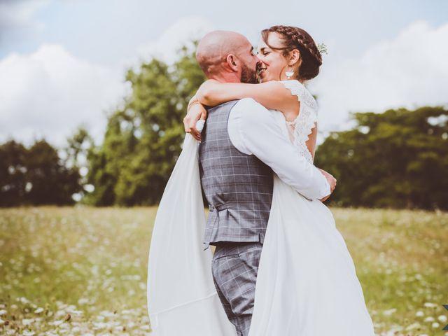 Le mariage de Valentin et Solène à Hontanx, Landes 21