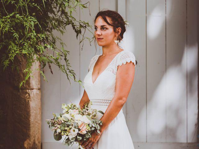 Le mariage de Valentin et Solène à Hontanx, Landes 1