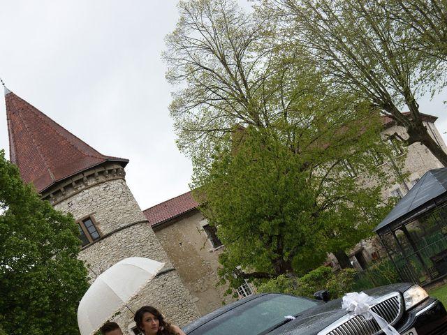 Le mariage de Thomas et Candice à Veyrins-Thuellin, Isère 9