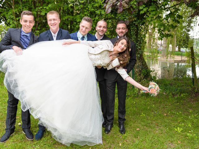 Le mariage de Thomas et Candice à Veyrins-Thuellin, Isère 17