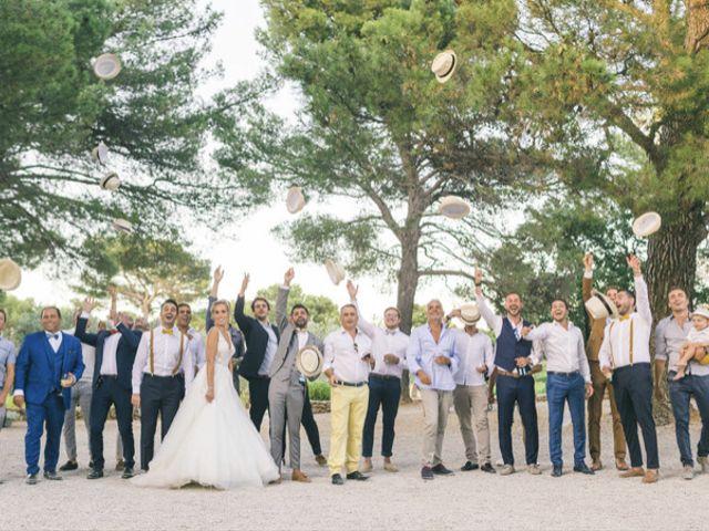 Le mariage de Gaël et Mélanie   à Loriol-du-Comtat, Vaucluse 1