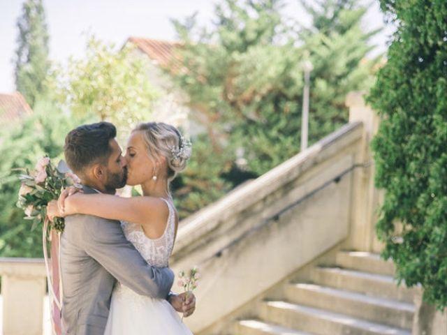 Le mariage de Gaël et Mélanie   à Loriol-du-Comtat, Vaucluse 28