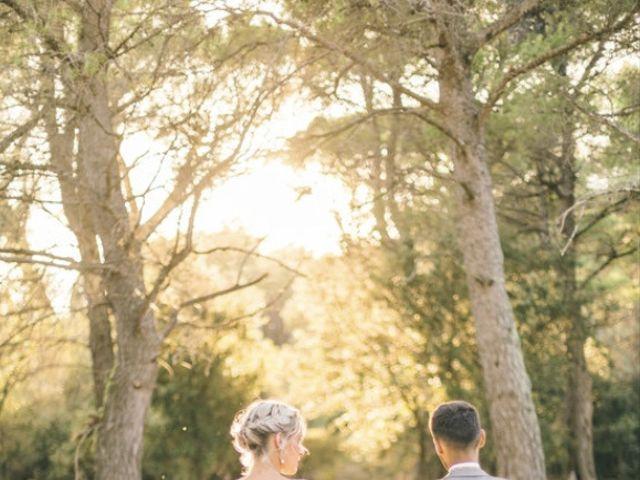 Le mariage de Gaël et Mélanie   à Loriol-du-Comtat, Vaucluse 30