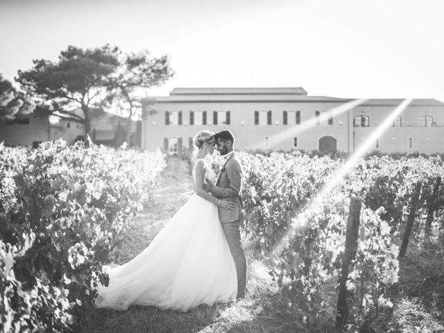 Le mariage de Gaël et Mélanie   à Loriol-du-Comtat, Vaucluse 36