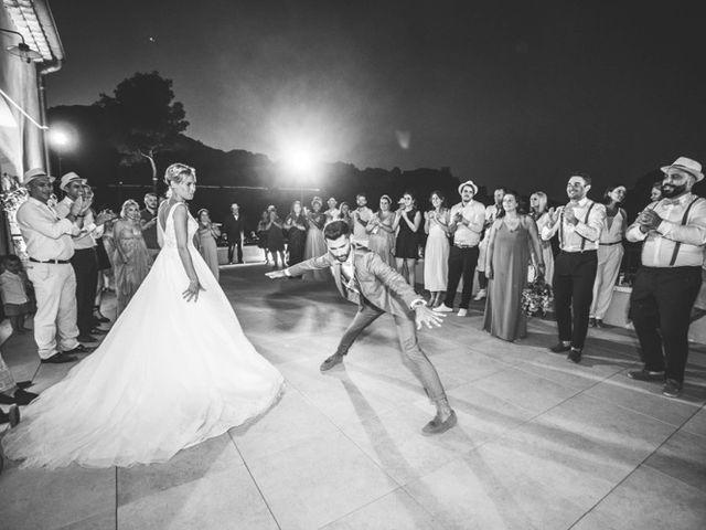 Le mariage de Gaël et Mélanie   à Loriol-du-Comtat, Vaucluse 38