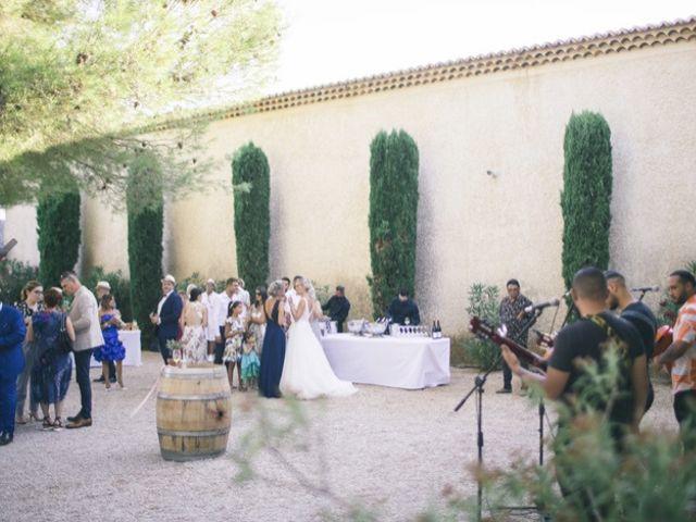 Le mariage de Gaël et Mélanie   à Loriol-du-Comtat, Vaucluse 39