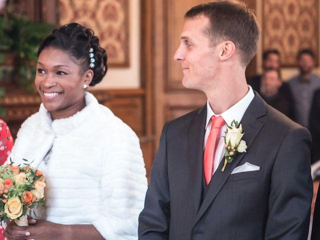 Le mariage de Nathanaël et Hafssoit à Troyes, Aube 13