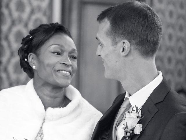 Le mariage de Nathanaël et Hafssoit à Troyes, Aube 14