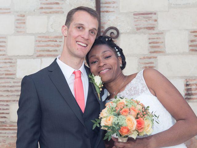 Le mariage de Hafssoit et Nathanaël