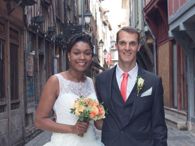 Le mariage de Nathanaël et Hafssoit à Troyes, Aube 16