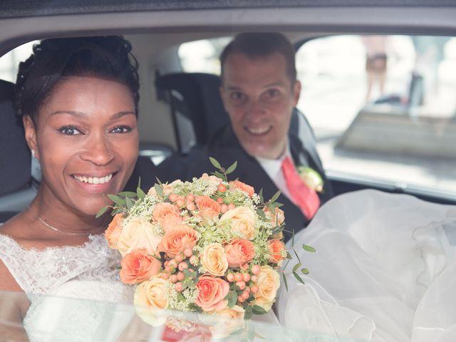 Le mariage de Nathanaël et Hafssoit à Troyes, Aube 22
