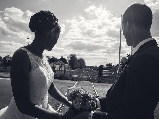 Le mariage de Nathanaël et Hafssoit à Troyes, Aube 25