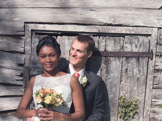 Le mariage de Nathanaël et Hafssoit à Troyes, Aube 29