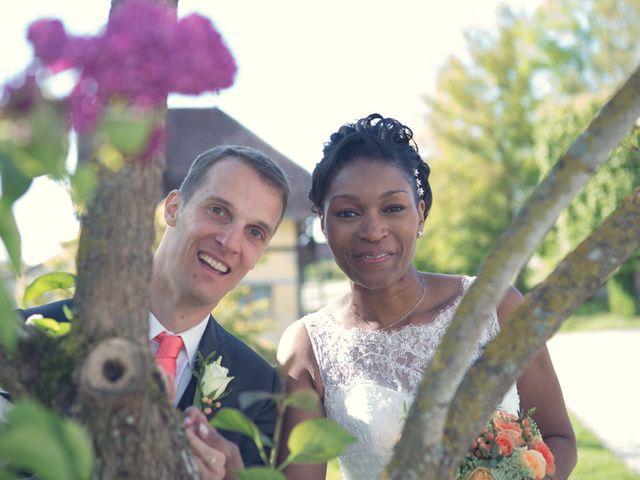 Le mariage de Nathanaël et Hafssoit à Troyes, Aube 31