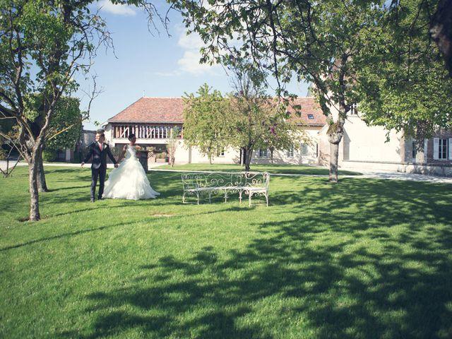 Le mariage de Nathanaël et Hafssoit à Troyes, Aube 38