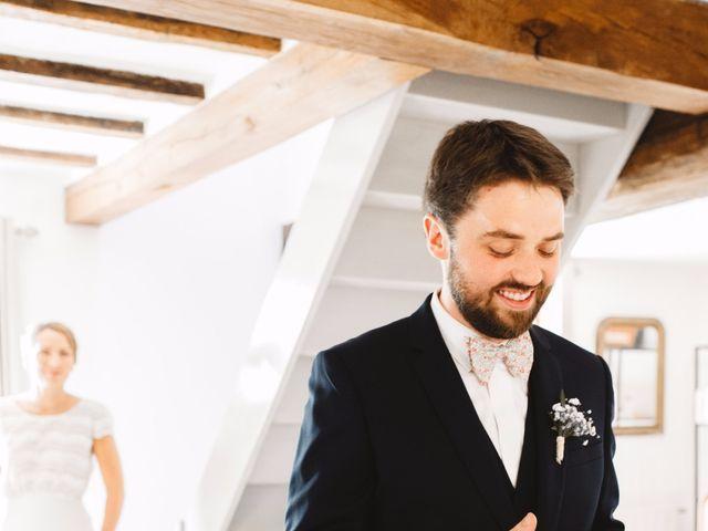 Le mariage de Arnaud et Lucile à Bleury, Eure-et-Loir 9